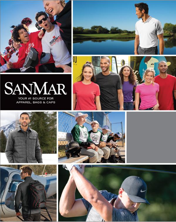 san mar apparel bags and caps